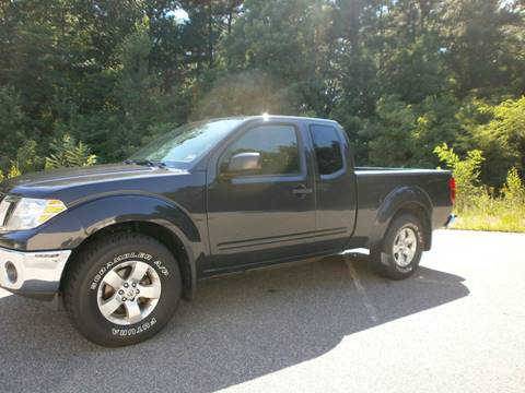 2010 Nissan Frontier for sale at Leavitt Brothers Auto in Hooksett NH