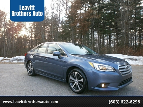 2015 Subaru Legacy for sale in Hooksett, NH