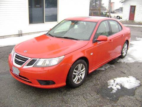 2011 Saab 9-3 for sale at Leavitt Brothers Auto in Hooksett NH