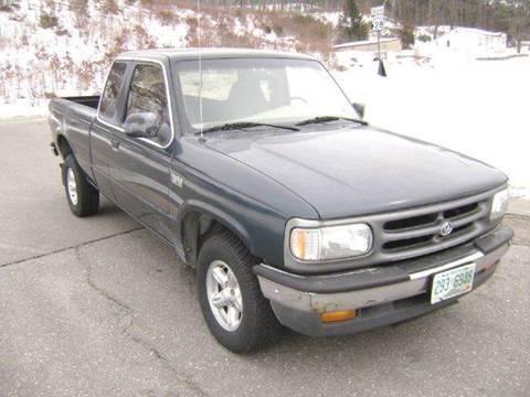 1997 Mazda B-Series Pickup for sale at Leavitt Brothers Auto in Hooksett NH