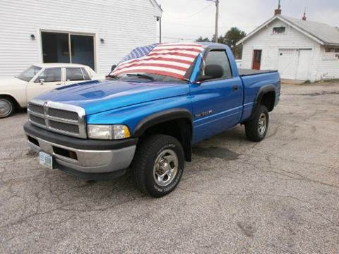 1999 Dodge Ram Pickup 1500 for sale at Leavitt Brothers Auto in Hooksett NH