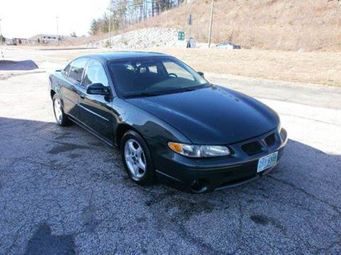2000 Pontiac Grand Prix for sale at Leavitt Brothers Auto in Hooksett NH