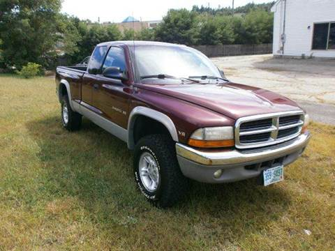 2000 Dodge Dakota for sale at Leavitt Brothers Auto in Hooksett NH
