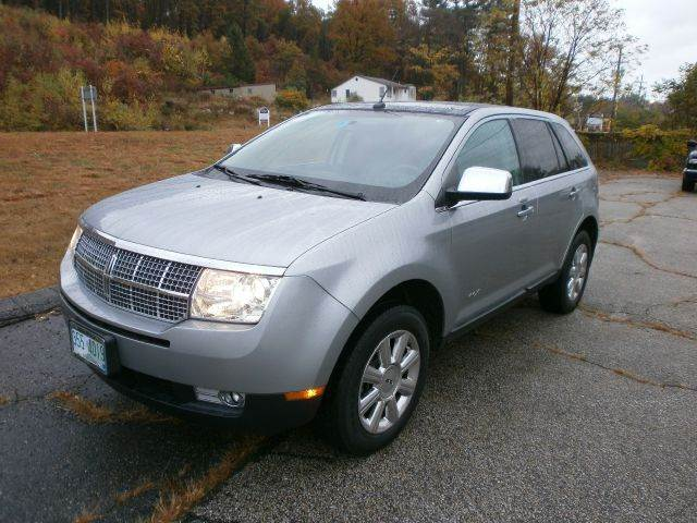 2007 Lincoln MKX for sale at Leavitt Brothers Auto in Hooksett NH