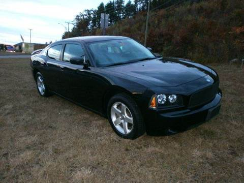 2008 Dodge Charger for sale at Leavitt Brothers Auto in Hooksett NH
