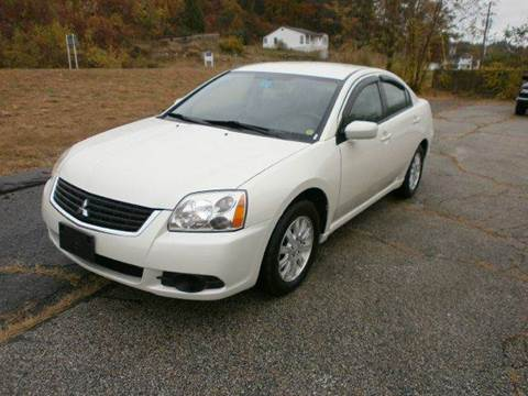 2009 Mitsubishi Galant for sale at Leavitt Brothers Auto in Hooksett NH