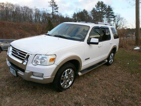 2006 Ford Explorer for sale at Leavitt Brothers Auto in Hooksett NH