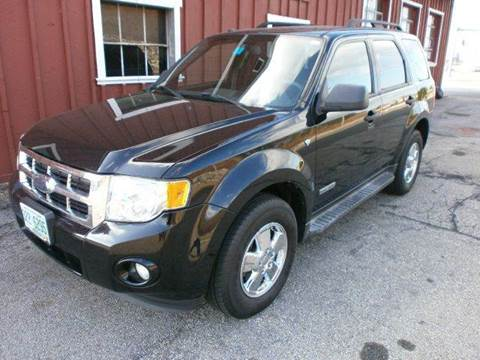 2008 Ford Escape for sale at Leavitt Brothers Auto in Hooksett NH
