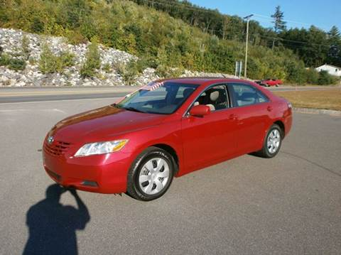 2009 Toyota Camry for sale at Leavitt Brothers Auto in Hooksett NH