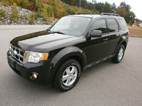 2011 Ford Escape for sale at Leavitt Brothers Auto in Hooksett NH