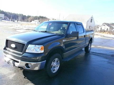 2006 Ford F-150 for sale at Leavitt Brothers Auto in Hooksett NH