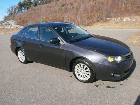 2010 Subaru Impreza for sale at Leavitt Brothers Auto in Hooksett NH