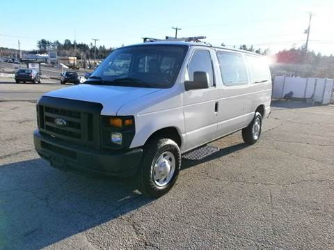 2011 Ford E-Series Cargo for sale at Leavitt Brothers Auto in Hooksett NH