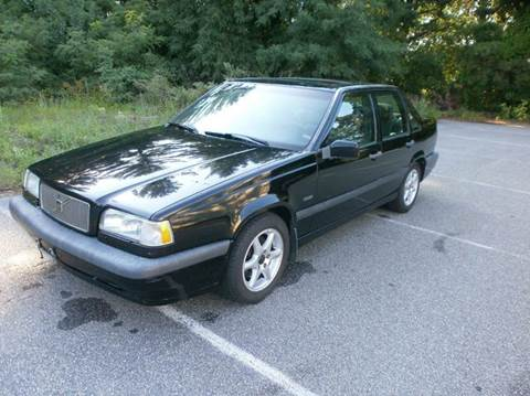 1996 Volvo 850 for sale at Leavitt Brothers Auto in Hooksett NH