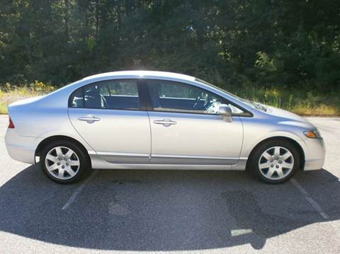 2009 Honda Civic for sale at Leavitt Brothers Auto in Hooksett NH