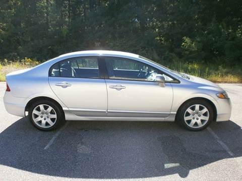 2009 Honda Civic for sale at Leavitt Brothers Auto in Hooksett NH