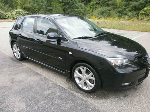 2007 Mazda MAZDA3 for sale at Leavitt Brothers Auto in Hooksett NH