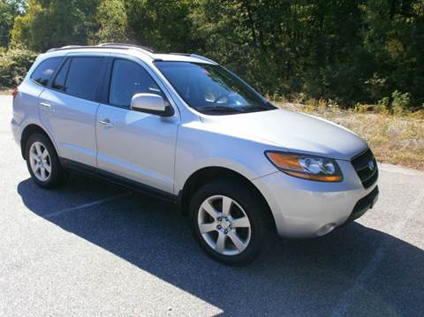 2009 Hyundai Santa Fe for sale at Leavitt Brothers Auto in Hooksett NH