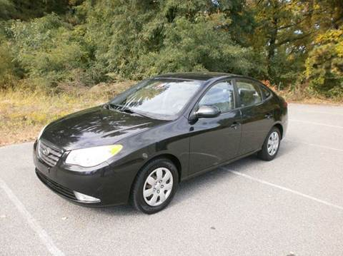 2008 Hyundai Elantra for sale at Leavitt Brothers Auto in Hooksett NH
