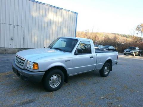 2002 Ford Ranger for sale at Leavitt Brothers Auto in Hooksett NH