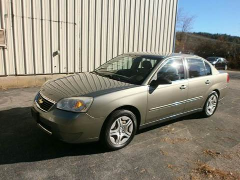 2006 Chevrolet Malibu for sale at Leavitt Brothers Auto in Hooksett NH
