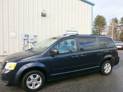 2008 Dodge Grand Caravan for sale at Leavitt Brothers Auto in Hooksett NH