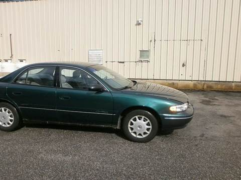 1999 Buick Century for sale at Leavitt Brothers Auto in Hooksett NH