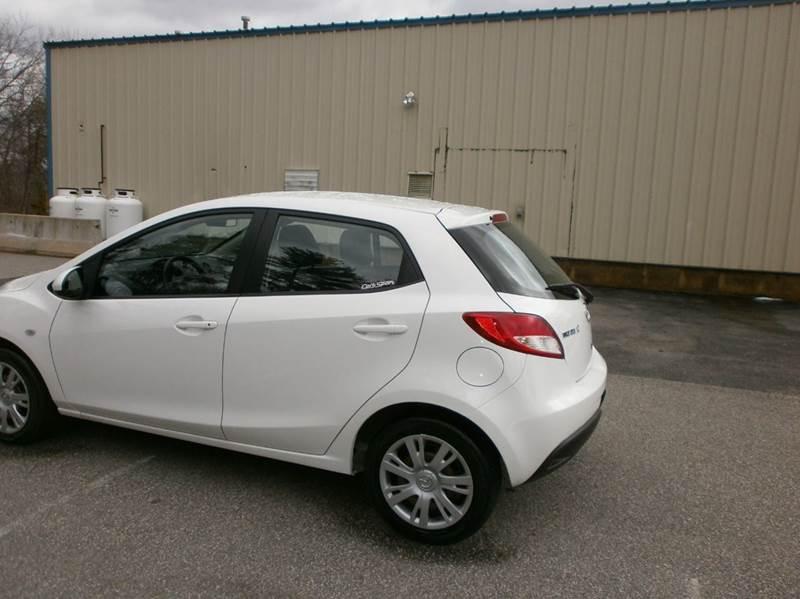 2012 Mazda MAZDA2 Sport 4dr Hatchback 5M - Hooksett NH