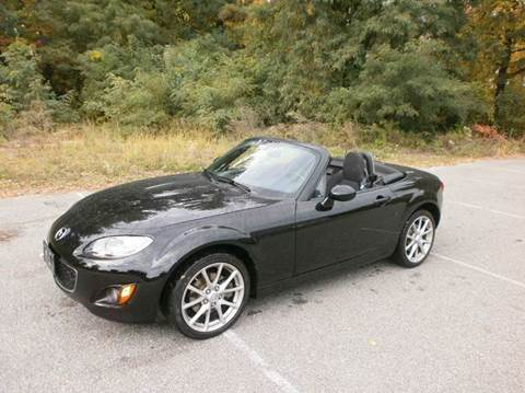 2010 Mazda MX-5 Miata for sale at Leavitt Brothers Auto in Hooksett NH
