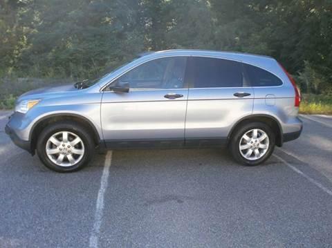 2007 Honda CR-V for sale at Leavitt Brothers Auto in Hooksett NH