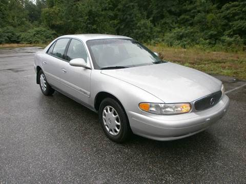 2001 Buick Century for sale at Leavitt Brothers Auto in Hooksett NH