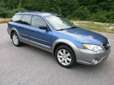 2008 Subaru Outback for sale at Leavitt Brothers Auto in Hooksett NH
