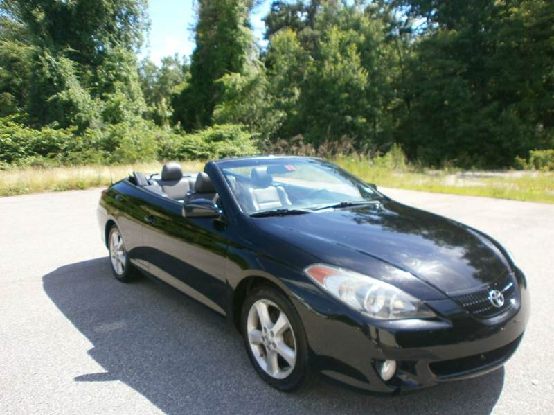 2006 Toyota Camry Solara for sale at Leavitt Brothers Auto in Hooksett NH