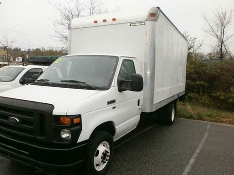 2012 Ford E-350 for sale at Leavitt Brothers Auto in Hooksett NH