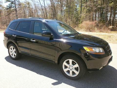 2007 Hyundai Santa Fe for sale at Leavitt Brothers Auto in Hooksett NH