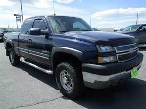 2005 Chevrolet Silverado 2500HD for sale at Leavitt Brothers Auto in Hooksett NH