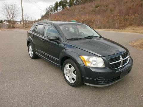 2008 Dodge Caliber for sale at Leavitt Brothers Auto in Hooksett NH