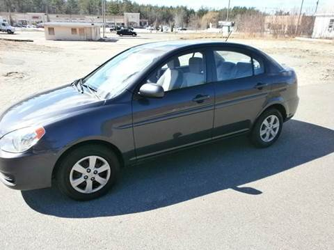 2010 Hyundai Accent for sale at Leavitt Brothers Auto in Hooksett NH