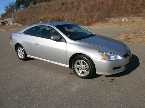 2006 Honda Accord for sale at Leavitt Brothers Auto in Hooksett NH