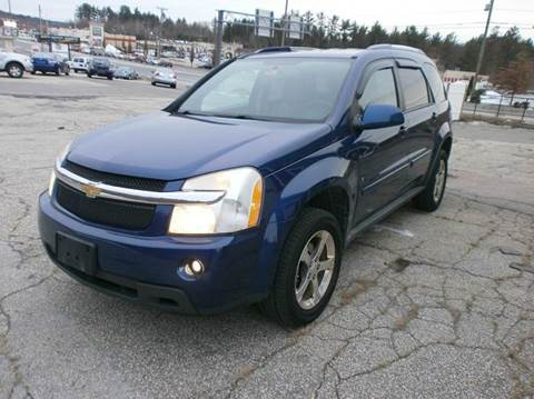 2008 Chevrolet Equinox for sale at Leavitt Brothers Auto in Hooksett NH
