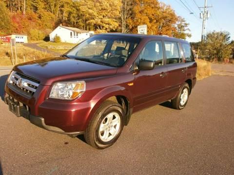 2007 Honda Pilot for sale at Leavitt Brothers Auto in Hooksett NH
