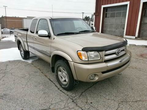 2003 Toyota Tundra for sale at Leavitt Brothers Auto in Hooksett NH