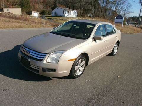 2006 Ford Fusion for sale at Leavitt Brothers Auto in Hooksett NH