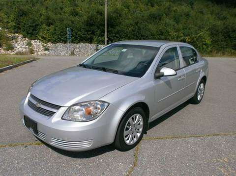 2010 Chevrolet Cobalt for sale at Leavitt Brothers Auto in Hooksett NH