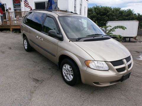 2003 Dodge Grand Caravan for sale at Leavitt Brothers Auto in Hooksett NH
