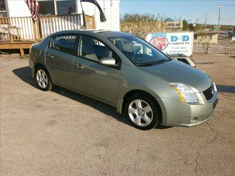 2008 Nissan Sentra for sale at Leavitt Brothers Auto in Hooksett NH