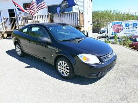 2007 Chevrolet Cobalt for sale at Leavitt Brothers Auto in Hooksett NH