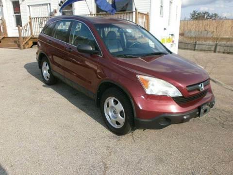 2008 Honda CR-V for sale at Leavitt Brothers Auto in Hooksett NH