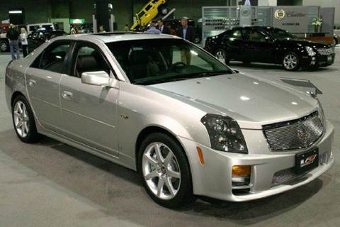 2006 Cadillac CTS for sale at Leavitt Brothers Auto in Hooksett NH