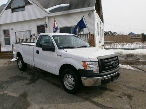 2011 Ford F-150 for sale at Leavitt Brothers Auto in Hooksett NH